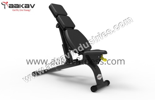 Adjustable Bench X5 Aakav Fitness