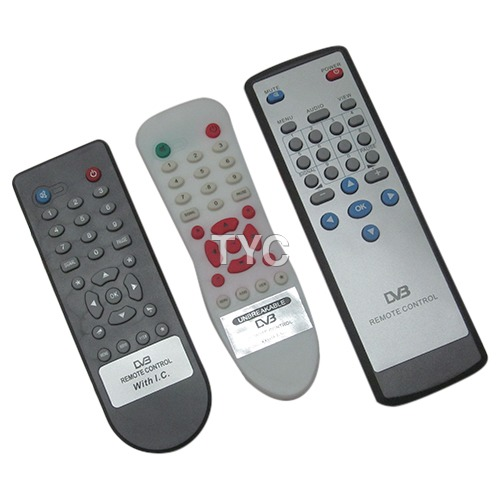 IC DVD Remote Control