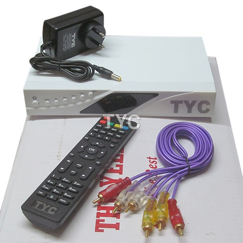 USB Slots Set Top Box