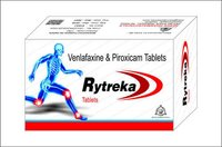 Venlafaxine + Piroxicam tablets