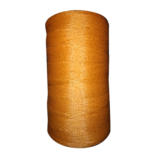 HDPE Orange Colour Twine