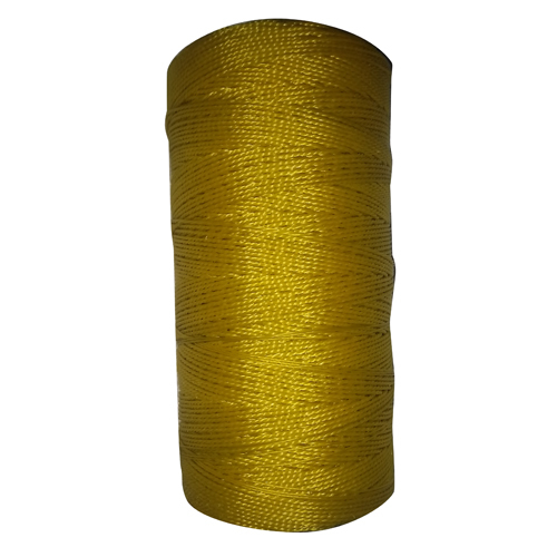 HDPE Yellow Color Twine