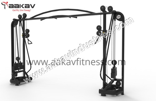 Cable Crossover X5 Aakav Fitness