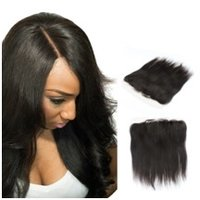Clip Remy Human Hair Frontal