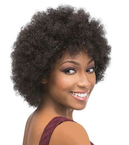Afro Human Hair Wigs