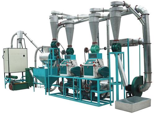 Flour Mill consultancy Services