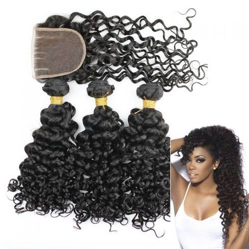 Virgin Remy Weft Hair Extension Bundle