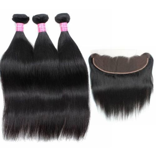 Lace Frontal Closure Bundle