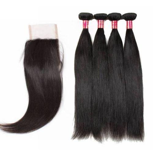 Virgin  Indian Hair Extension Bundle