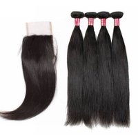 Virgin  Indian Hair Extension Bundle