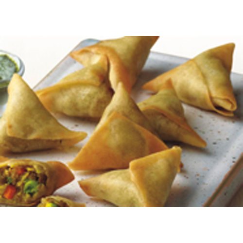 Frozen Vegetable Patti Samosas