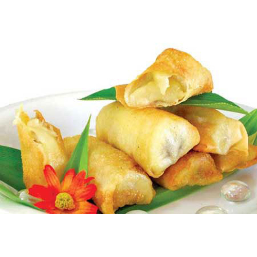 Frozen Cheese Spring Roll