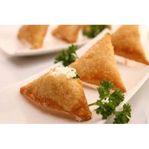 Frozen Cheese Samosas