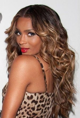 Brown Blonde Ombre Body Wave Weave