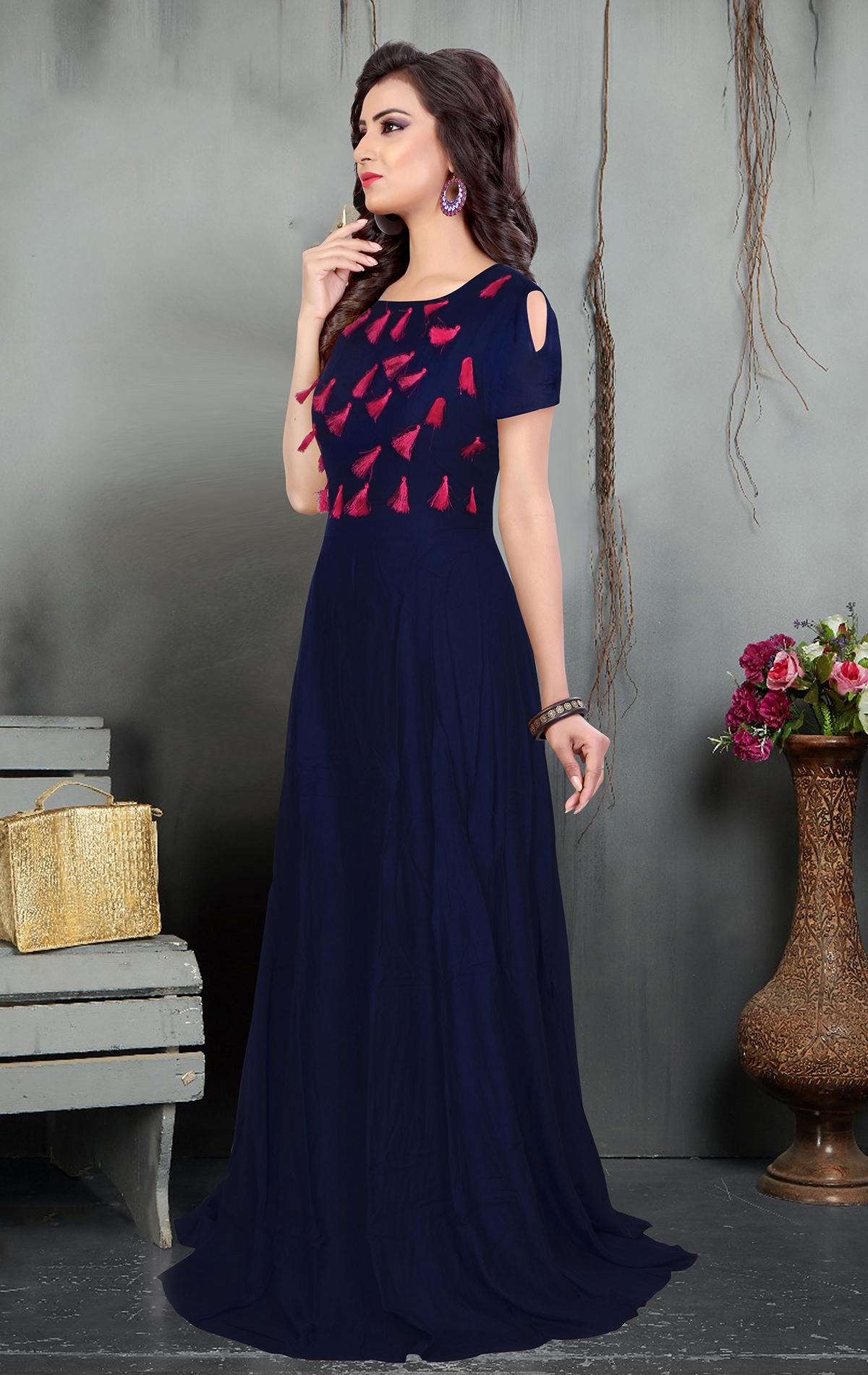 Long Gown Dress