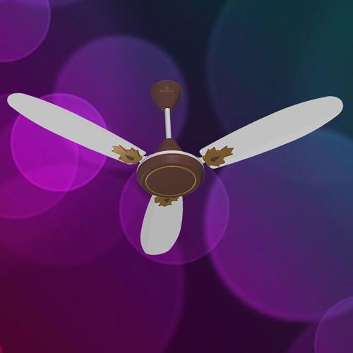 White Cafe Royal Ceiling Fan