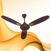 English Walnut Ceiling Fan