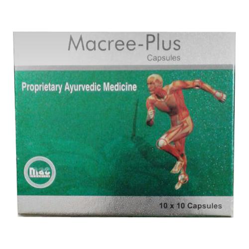 Macree Plus Capsules
