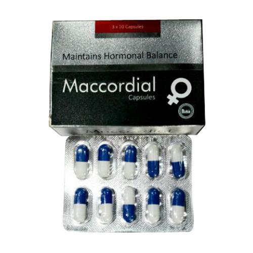 Maccordial Capsules