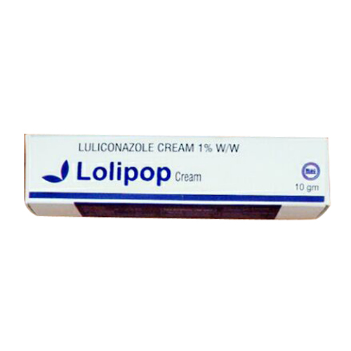 10 gm Luliconazole Cream