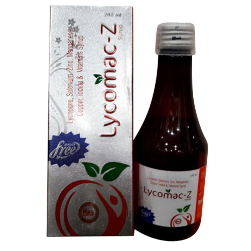 200 ml Lycopene syrup