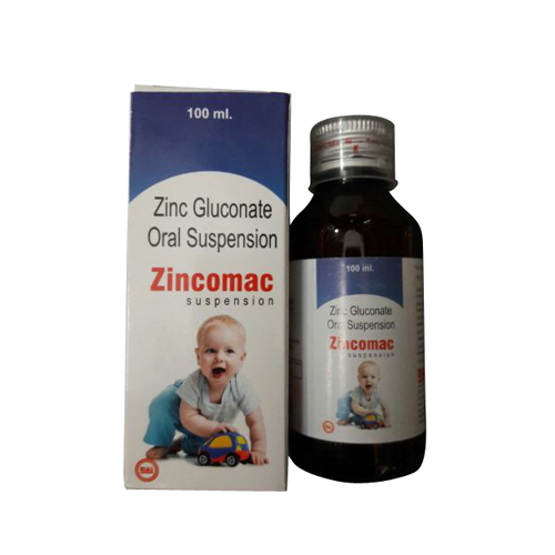 100 ml Zinc Gluconate Oral Suspension