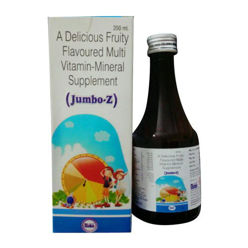 200 ml Multi Vitamin Mineral Supplement