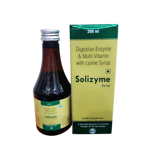 200 ml Digestive Enzyme Syrup