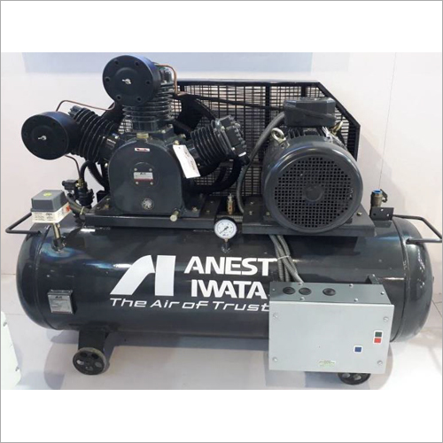 Single Piston Air Compressor