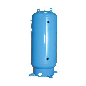 Vertical Air Receiver Tank