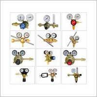 Brass Gas Regulator