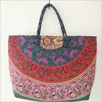 Colorful Paradise Mandala Women Tote Bag