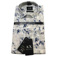 Floral Printed Mens Shirt