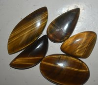 TIGER EYE POLISHED STONE