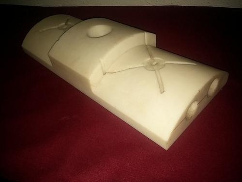 rolling mill slipper pad