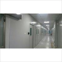 Pharma industry Clean Room