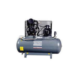 Oil Injected Piston Compressors
