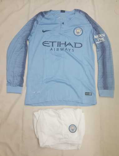 Manchester city Home kit full sleeves