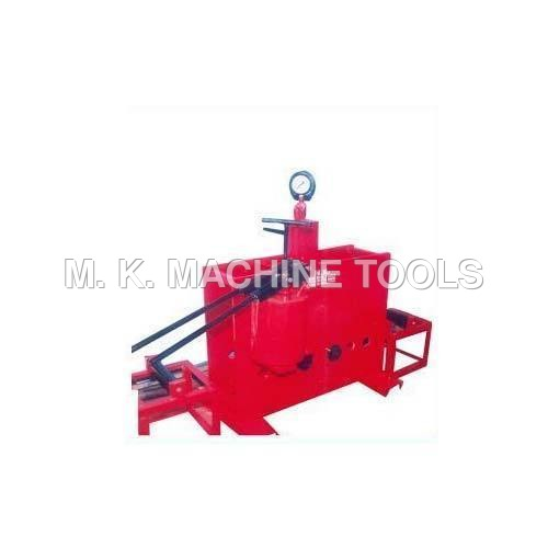 Hand Operated Hydraulic Straightening Machine