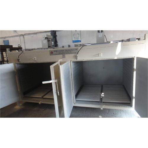Barrel Heating Oven