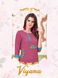 Designer Kurtis Collection