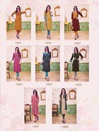 Designer Kurtis Collection
