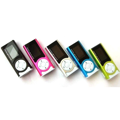 LCD Display MP3 Player