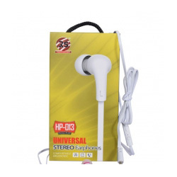 Universal Stero Earphone
