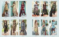 NEW STYLISH STRAIGHT CUT SALWAR KAMEEZ