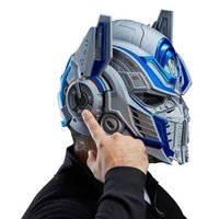 Hasbro Transformers The Last Knight Optimus Prime Voice Changer Helmet