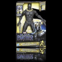 Marvel Black Panther Slash & Strike  Figure