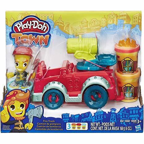 Play-Doh Town Fire Truck