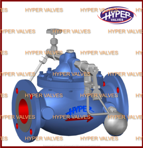 Modulating Float Valve