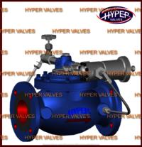 Automatic Pressure Relief Valve
